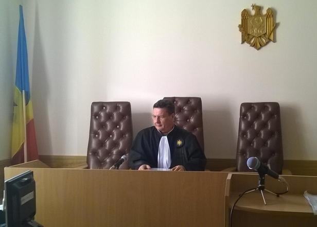 Președintele judecătoriei Sîngerei, Ion Popescu