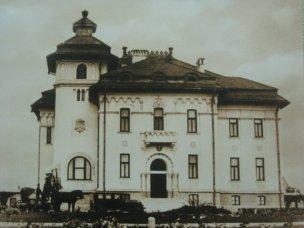 Reședința în 1934